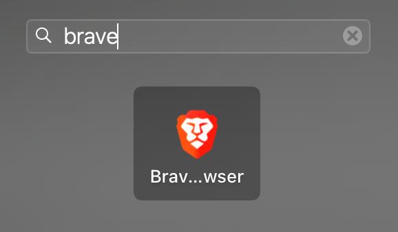 brave、パスワード同期もできるブラウザ